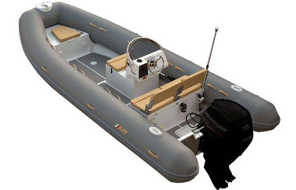 2021 AB Inflatables Alumina 18 ALX