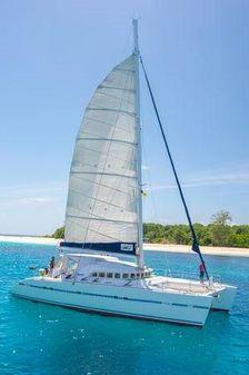 Lagoon 570 Charter Income image