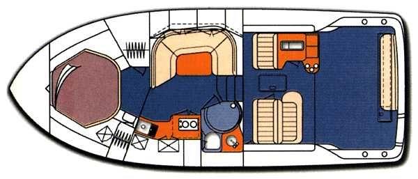 Sea Ray 370 Express Cruiser image