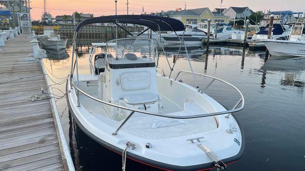 Boston Whaler 200 Dauntless