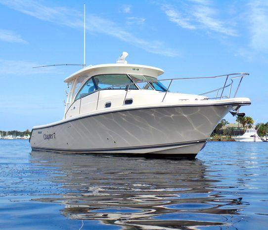 2011 Pursuit OS345 Offshore