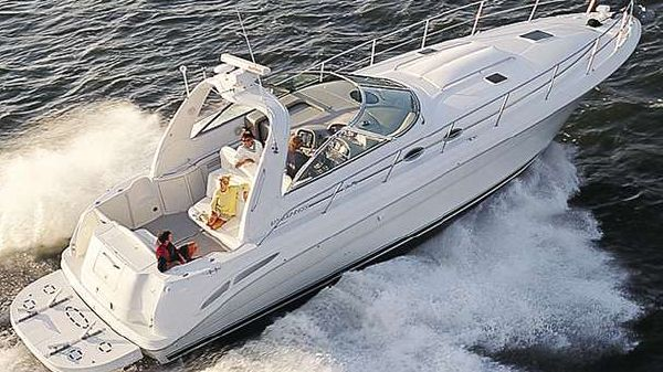 Sea Ray 410 Sundancer Cruiser