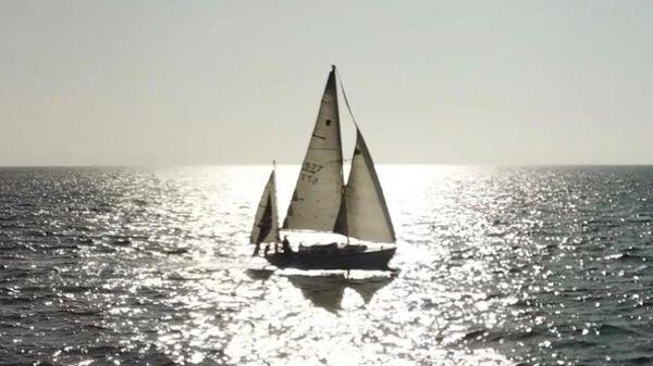 Alberg Odyssey