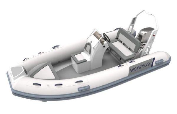 2018 Highfield Ocean Master 460