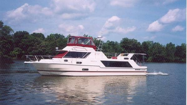 Harbor Master 520 Coastal Cruiser