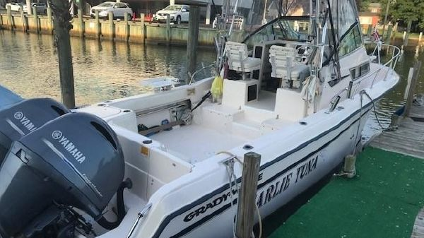 Grady-White Sailfish 27