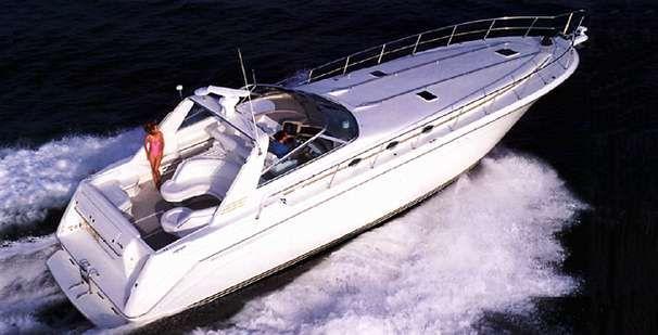 Sea Ray 500 Sundancer - main image