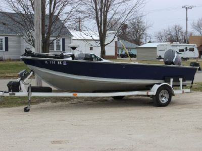 1992 Alumacraft<span>Competitor 185 CS</span>