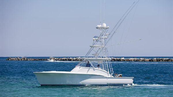 Custom 36 Express Sportfish
