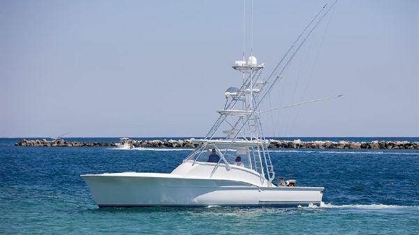 Custom Carolina 36 Express Sportfish