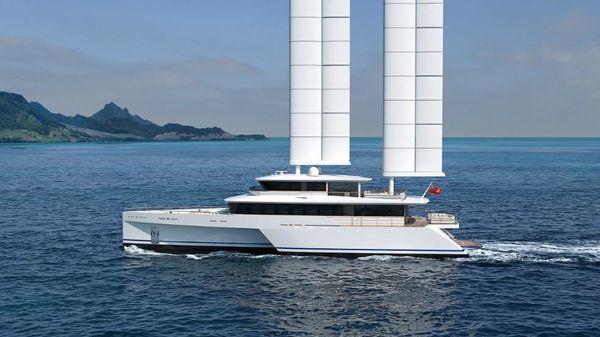 Komorebi Yachts New Komorebi 45 m