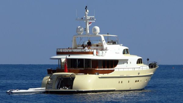 Custom Motor Yacht DREAM