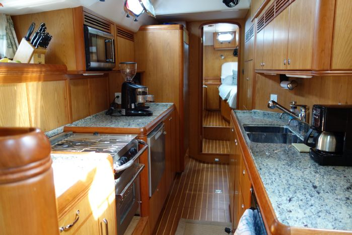 2012 Passport Vista 585 Twin Cockpit Broker Purchase
