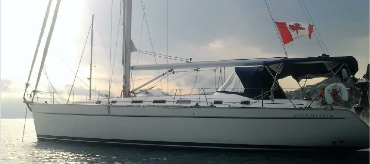 2007 Beneteau Cyclades (non-charter) 3 Cabin