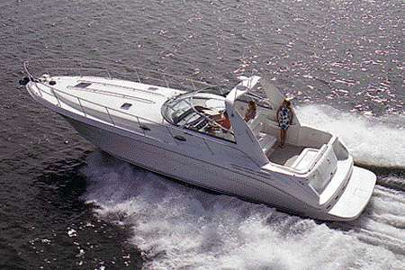Sea Ray 400 Sundancer - main image