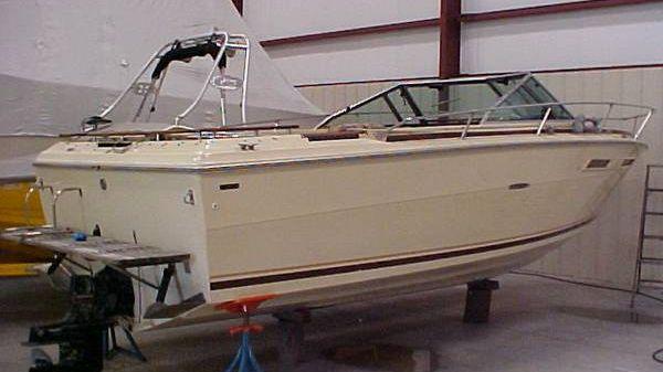 Sea Ray 240 SRV