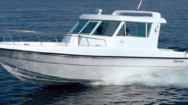 Gulf Craft Silvercraft 31HT