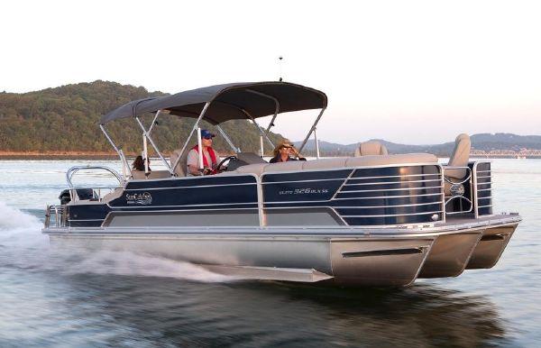 2019 SunCatcher Elite 326 DLX SS