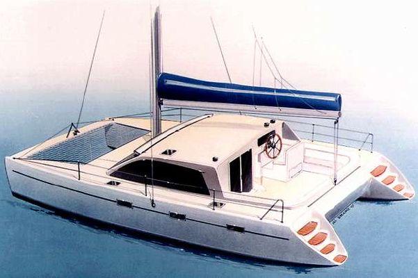 Lagoon 35 CCC - main image