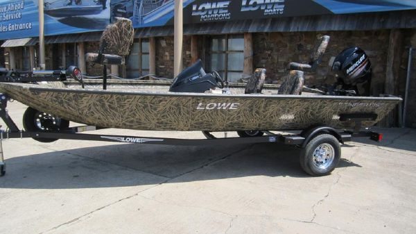Lowe Stinger 175C Camo