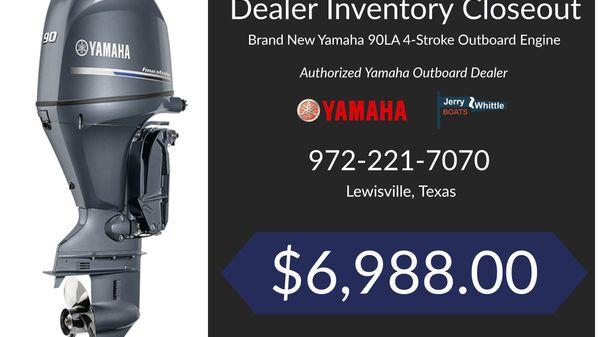 Yamaha Outboards F90LA