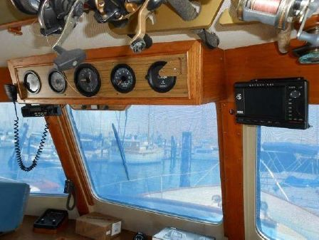 Grand Banks Alaskan Trawler image