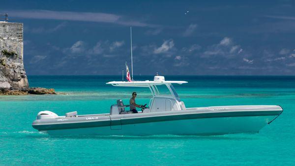 Ocean 1 Yacht Tender 360
