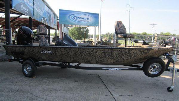 Lowe Stinger 195C Camo