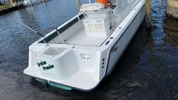 SeaVee 340 Center Console