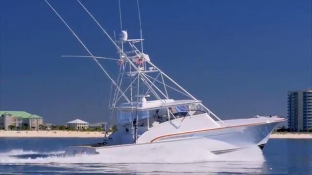 Buddy Davis Express Custom Carolina Seakeeper - main image
