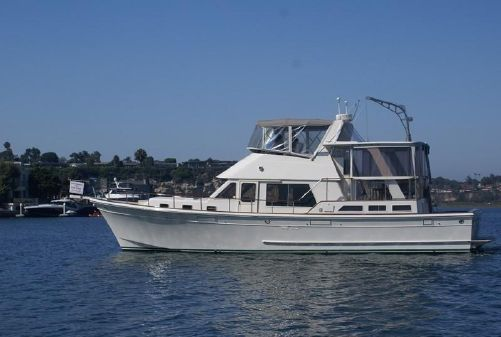 Offshore Yachts Yacht Fisher image