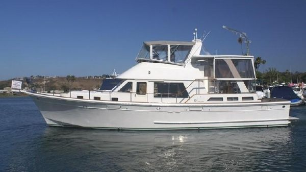 Offshore Yachts Yacht Fisher