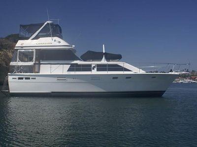 1980 Trojan<span>Motor Yacht</span>