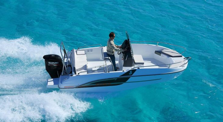 Beneteau Flyer 5.5 Spacedeck - main image
