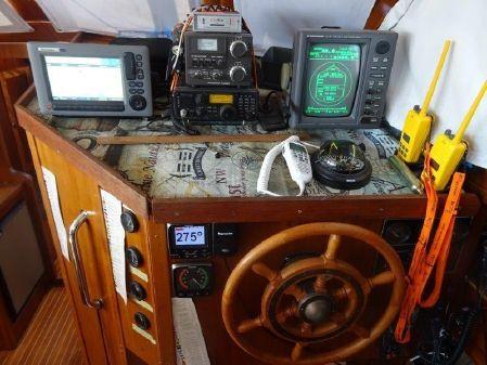 Custom Maxi 140 DS Ketch image