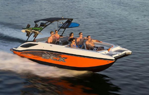 2021 Starcraft SCX Surf 231 IO