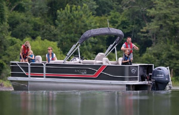 2019 SunCatcher X322 Fish & Cruise