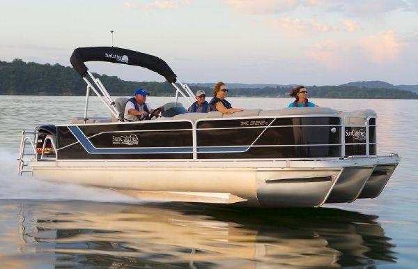 2019 SunCatcher X322 Cruise