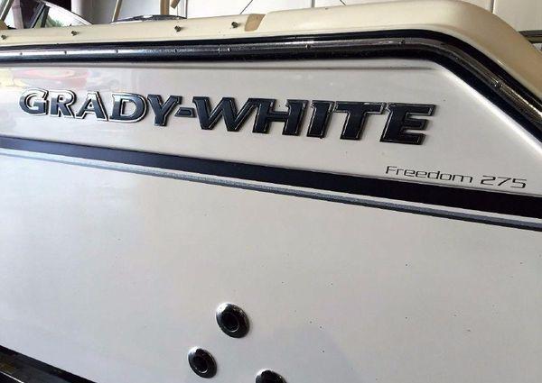 Grady-White 275 Freedom image