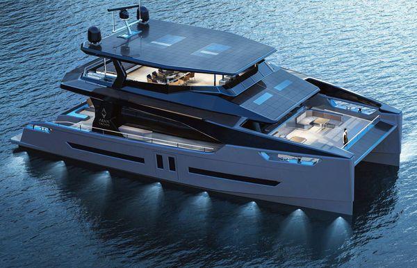 2021 Alva Yachts Ocean Eco 90
