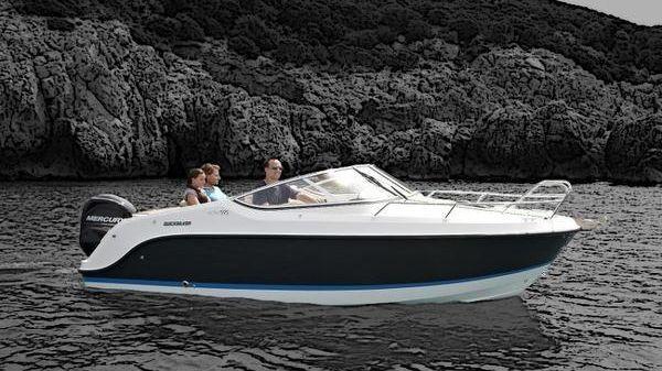 Quicksilver Activ 595 Cruiser quicksilver 595 Activ