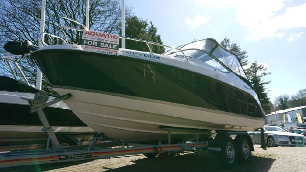 Quicksilver Activ 595 Cruiser with Trailer