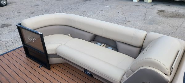 Bentley Pontoons 253 Elite Swingback DC image