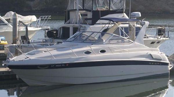 Regal 2960 comodore Port Profile