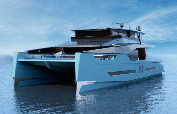 2021 Alva Yachts Ocean Eco 90 Explorer