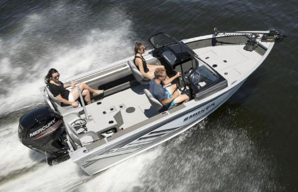 2020 Smoker Craft 172 Ultima