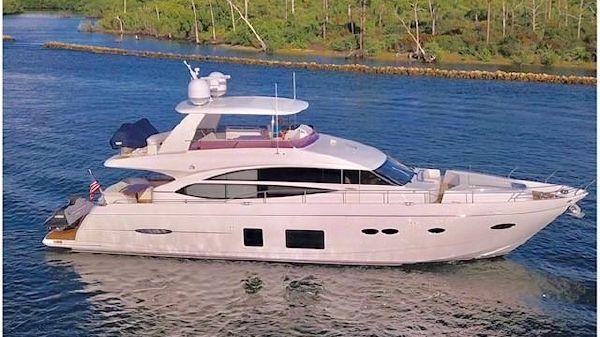 Princess Motor Yacht