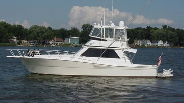 Viking 45 Convertible Photo 1