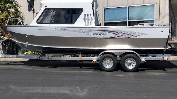 Hewescraft 240 Ocean Pro ET HT B3179