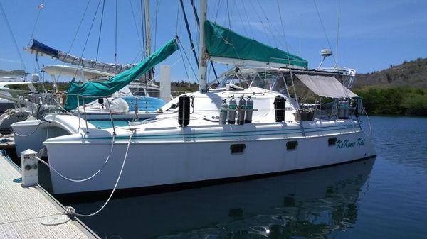 Manta 40 Sail Catamaran
